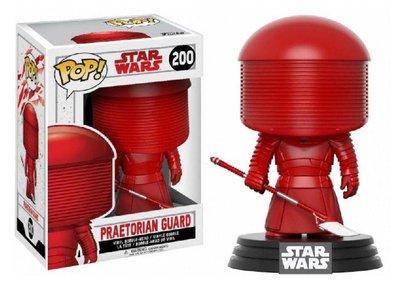 Funko Pop! Vinyl figuur - Star Wars The Last Jedi 200 Praetorian Guard