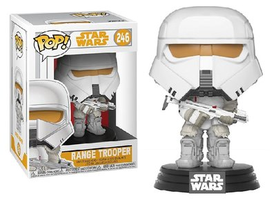 Funko Pop! Vinyl figuur - Star Wars Solo 246 Range Trooper