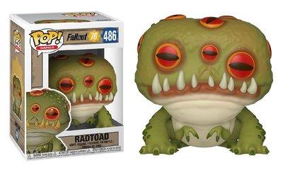 Funko Pop! Vinyl figuur - Games Fallout 76 486 Radtoad