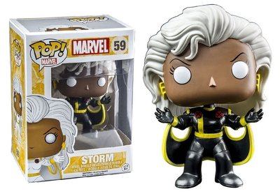 Funko Pop! Vinyl figuur - Marvel X-Men 59 Storm Black Suit Exclusive