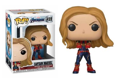 Funko Pop! Vinyl figuur - Marvel Avengers Endgame 459 Captain Marvel