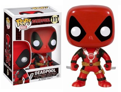 Funko Pop! Vinyl figuur - Marvel Deadpool 111 Deadpool with Swords
