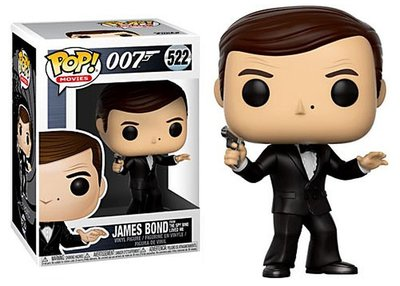 Funko Pop! Vinyl figuur - Actie James Bond 007 The Spy Who Loved Me 522 James Bond
