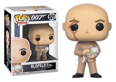 Funko Pop! Vinyl figuur - Actie James Bond 007 You Only Live Twice 521 Blofeld