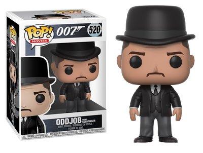 Funko Pop! Vinyl figuur - Actie James Bond 007 Goldfinger 520 Oddjob