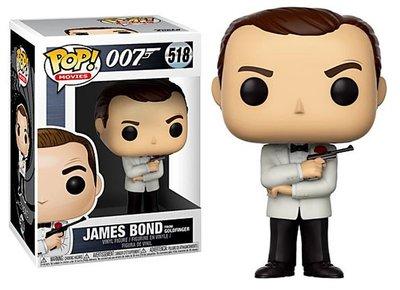 Funko Pop! Vinyl figuur - Actie James Bond 007 Goldfinger 518 James Bond