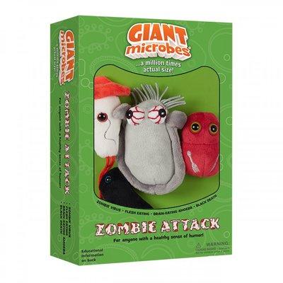 Giant Microbes boxen - Wetenschap biologie Zombie Attack