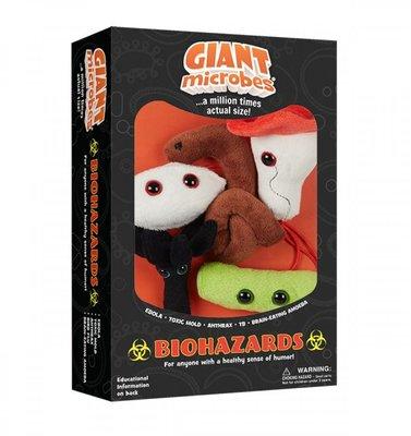 Giant Microbes boxen - Wetenschap biologie Biohazards