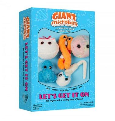 Giant Microbes boxen - Wetenschap biologie Let's Get It On