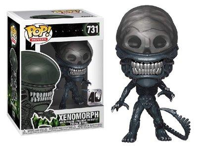 Funko Pop! Vinyl figuur - Scifi Alien 40th Anniversary 731 Xenomorph
