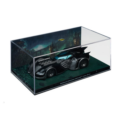 Eaglemoss model - DC Batman Automobilia Collection Batman Arkham Asylum 34 Batmobile Video Game