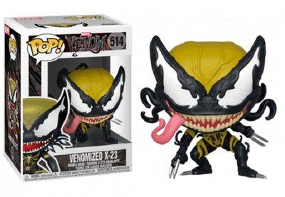 Funko Pop! Vinyl figuur - Marvel Venom S2 514 X-23 Venomized