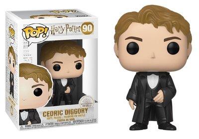 Funko Pop! Vinyl figuur - Fantasy Harry Potter 90 Cedric Diggory Yule Ball