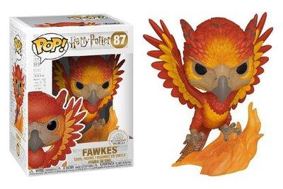 Funko Pop! Vinyl figuur - Fantasy Harry Potter 87 Fawkes