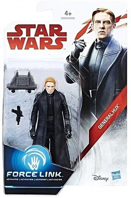 Hasbro actiefiguur - Star Wars The Last Jedi Force Link C1531/C1533 General Hux