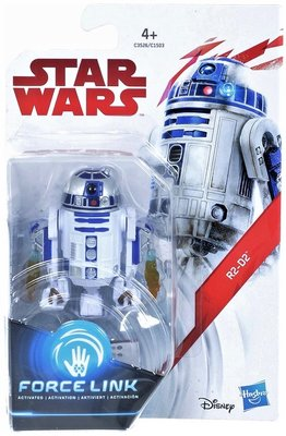 Hasbro actiefiguur - Star Wars The Last Jedi Force Link C1503/C3526 R2-D2