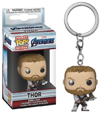 Funko Pocket Pop! Keychain - Marvel Avengers Endgame Thor