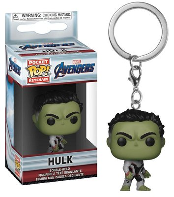 Funko Pocket Pop! Keychain - Marvel Avengers Endgame Hulk