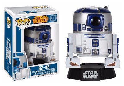 Funko Pop! Vinyl figuur - Star Wars A New Hope 31 R2-D2
