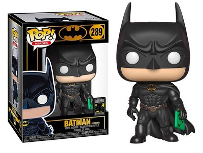 Funko Pop! Vinyl figuur - DC Batman Forever 289 Batman 80 Years