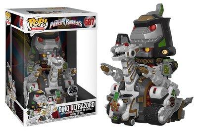 Funko Pop! Vinyl figuur - Scifi Power Rangers 10 inch 687 Dino Ultrazord 25 Years