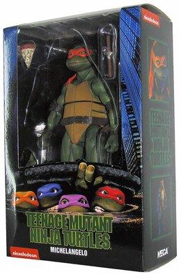 Neca actiefiguur - Actie Teenage Mutant Ninja Turtles 54074 Michelangelo