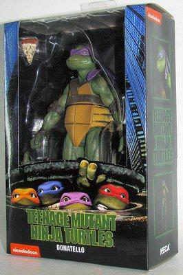 Neca actiefiguur - Actie Teenage Mutant Ninja Turtles 54076 Donatello