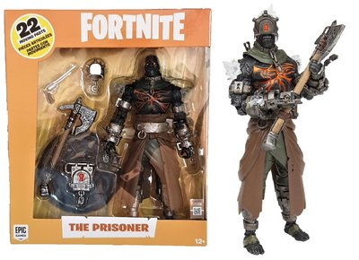 McFarlane actiefiguur - Games Fortnite 10724 The Prisoner