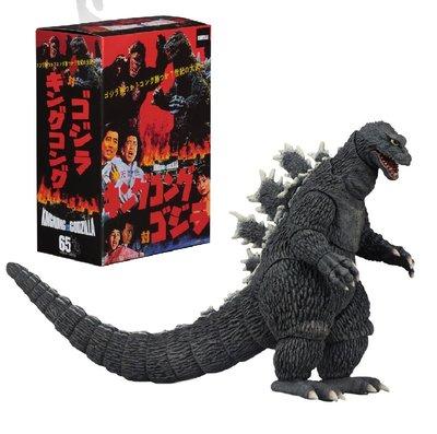 Neca actiefiguur - Scifi Godzilla Kingkong vs Godzilla 42885 Godzilla 65 Years