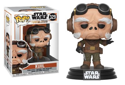 Funko Pop! Vinyl figuur - Star Wars The Mandalorian 329 Kuiil