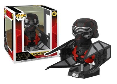 Funko Pop! Vinyl figuur - Star Wars The Rise of Skywalker 321 Supreme Leader Kylo Ren in the Whisper