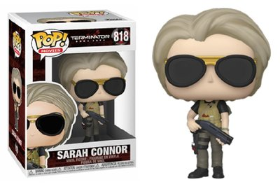 Funko Pop! Vinyl Figure - Scifi Terminator 818 Sarah Connor