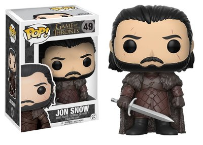 Funko Pop! Vinyl figuur - Fantasy Game of Thrones 80 Jon Snow