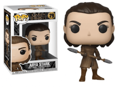 Funko Pop! Vinyl figuur - Fantasy Game of Thrones 79 Arya Stark