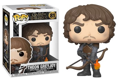 Funko Pop! Vinyl figuur - Fantasy Game of Thrones 81 Theon Greyjoy with Flaming Arrow