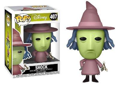 Funko Pop! Vinyl figuur - Disney The Nightmare Before Christmas 407 Shock