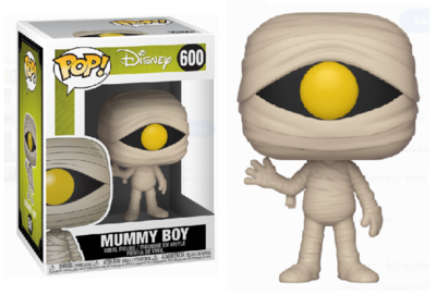 Funko Pop! Vinyl figuur - Disney The Nightmare Before Christmas 600 Mummy Boy