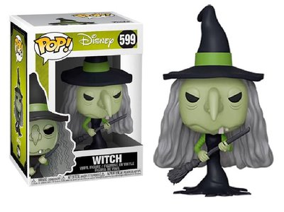 Funko Pop! Vinyl figuur - Disney The Nightmare Before Christmas 599 Witch