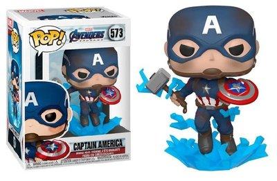 Funko Pop! Vinyl figuur - Marvel Avengers Endgame 573 Captain America