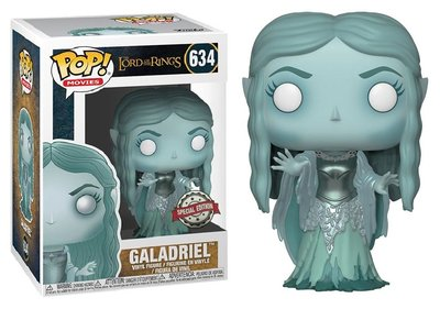 Funko Pop! Vinyl figuur - Fantasy Lord of the Rings 634 Galadriel Special Edition