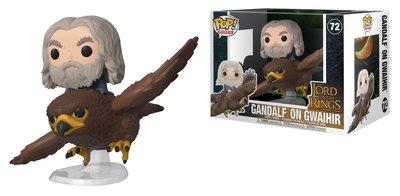 Funko Pop! Vinyl figuur - Fantasy Lord of the Rings 72 Gandalf on Gwaihir