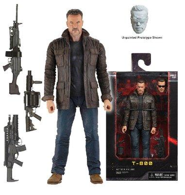 Neca Action Figure - Scifi Terminator Dark Fate 51925 T-800