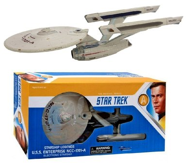 Diamond Select Toys Model - Star Trek The Voyage Home 17906 USS Enterprise NCC-1701-A