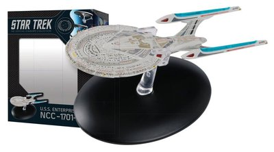 Eaglemoss Model - Star Trek The Next Generation The Official Starships Collection 00444 USS Enterprise NCC-1701-E