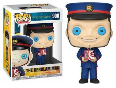 Funko Pop! Vinyl figuur - Scifi Doctor Who 900 The Kerblam Man