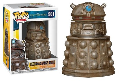 Funko Pop! Vinyl figuur - Scifi Doctor Who 901 Reconnaissance Dalek