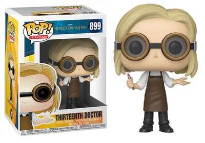 Funko Pop! Vinyl figuur - Scifi Doctor Who 899 Thirteenth Doctor with Goggles