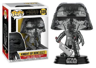 Funko Pop! Vinyl figuur - Star Wars The Rise of Skywalker 335 Knight Of Ren - Chrome Heavy Blade