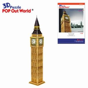 3D Puzzel: Big Ben