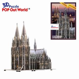 3D Puzzel: Cologne Cathedral (Dom van Keulen)